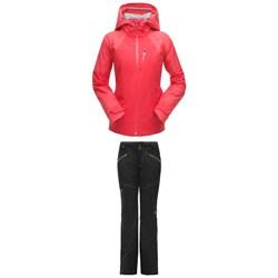 Spyder Inna GORE-TEX Jacket + Me GORE-TEX Pants - Women's