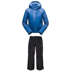Spyder Meribel Bomber GORE-TEX Jacket ​+ Winner Tailored GORE-TEX Pants - Women's