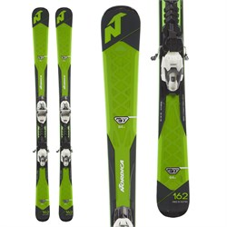Nordica GT 84 Ti Skis + Tp Compact 10 FDT Bindings