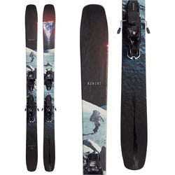 Moment Wildcat Skis ​+ Warden 13 Demo Bindings 2020 - Used