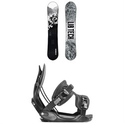 Lib Tech Cold Brew C2 Snowboard ​+ Flow Alpha Snowboard Bindings