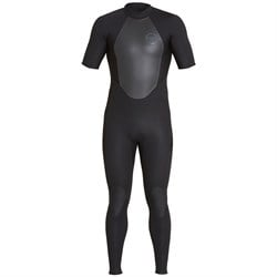 XCEL Axis 2mm Short Sleeve Back-Zip Fullsuit