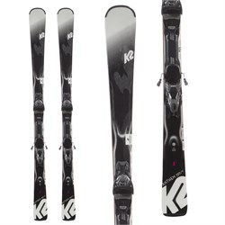 K2 Anthem 72Ti HS Skis ​+ ERC 11 TCx Quikclik Bindings - Women's