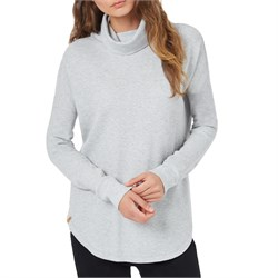 Tentree TreeWaffle Turtleneck Long-Sleeve Top - Women's
