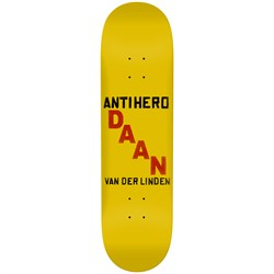 Anti Hero Daan's Pot Shop 8.38 Skateboard Deck