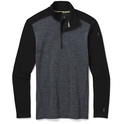 Smartwool Merino 250 Baselayer Pattern 1​/4 Zip Neck Top