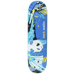 Enjoi Wallin Splatter Panda 8.5 Skateboard Deck