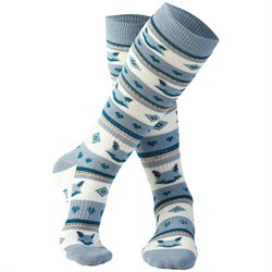 Rojo Outerwear Snow Fox Socks - Girls'