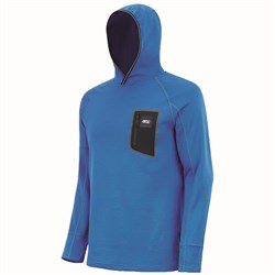 Picture Organic Bake Grid Fleece Hoodie