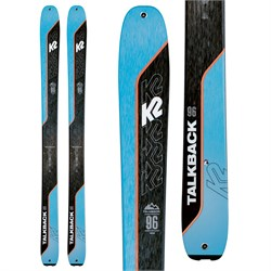 K2 Talkback 96 Skis - Women's