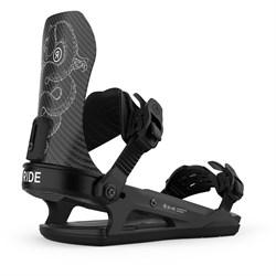Ride C-10 Snowboard Bindings  - Used