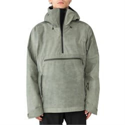 Holden Side Zip Anorak