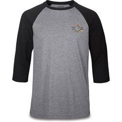 Dakine Alpine 3/4 Raglan Tech T-Shirt