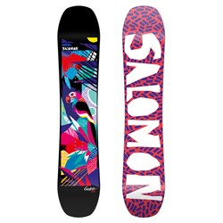 Salomon Grace Snowboard - Kids' 2021