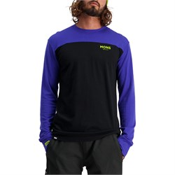 MONS ROYALE Yotei Tech Long Sleeve Top