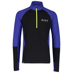 MONS ROYALE Olympus 3.0 Half Zip Long Sleeve Top