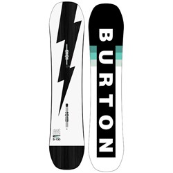 Burton Custom Smalls Snowboard - Boys' 2021