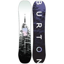 Burton Feelgood Smalls Snowboard - Girls' 2021