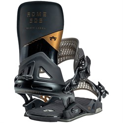 Rome Black Label Snowboard Bindings 2021