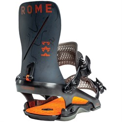 Rome Cleaver Snowboard Bindings 2021