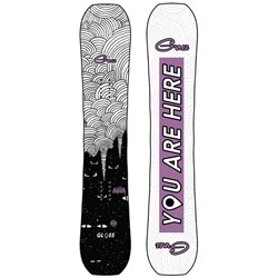 GNU Semi Gloss C2 Snowboard - Girls' 2021