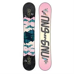 GNU Asym Velvet C2 Snowboard - Women's 2021