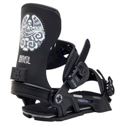 Bent Metal Transfer Snowboard Bindings 2021