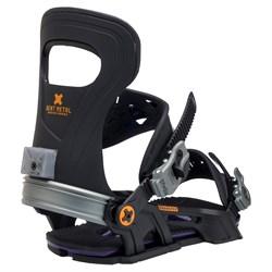 Bent Metal Transfer Snowboard Bindings  - Used