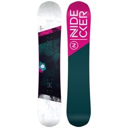 Nidecker Flake Snowboard - Girls' 2022