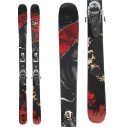 Rossignol Black Ops 98 Skis ​+ Look Pivot 14 GW Bindings  - Used