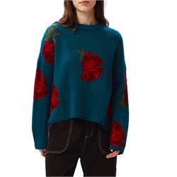 Obey Clothing Rhyme Crew Sweater - Women's