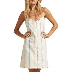 Billabong x The Salty Blonde Sunny Stripes Dress - Women's