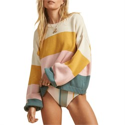 Billabong x The Salty Blonde Day Drifter Sweater - Women's