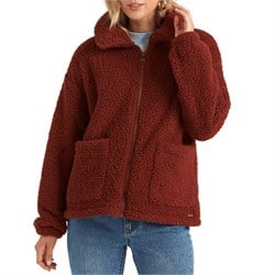 Billabong Scenic Route Sherpa Jacket - Women's