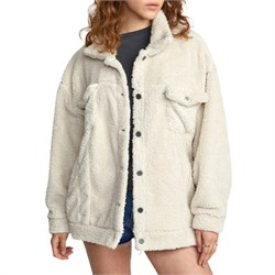 RVCA Buffy Sherpa Jacket - Women's
