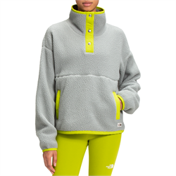 The North Face Cragmont 1​/4 Snap Fleece - Women's