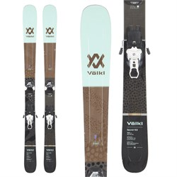 Volkl Secret 102 Skis ​+ Salomon Warden MNC 13 Bindings - Women's  - Used
