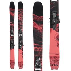 Moment Wildcat Tour 108 Skis + Atomic Shift MNC 13 Alpine Touring Bindings 2020 - Used