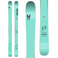Faction Dictator 1.0X Skis - Women's 2021