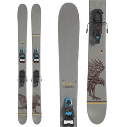 Line Skis Outline Skis + Salomon S/Lab Shift MNC Alpine Touring Bindings  - Used