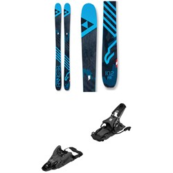 Fischer Ranger 102 FR Skis ​+ Armada Shift MNC 13 Alpine Touring Bindings  - Used