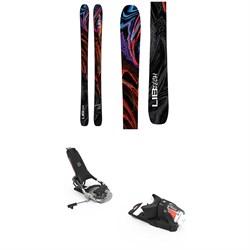 Lib Tech Wreckcreate 102 Skis + Look Pivot 12 GW Bindings  - Used