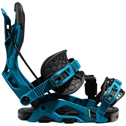 Flow Fuse Hybrid Snowboard Bindings 2021