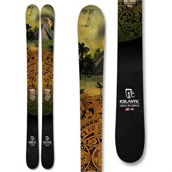 Icelantic Nomad 115 Skis 2021
