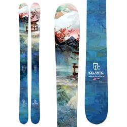 Icelantic Maiden 111 Skis - Women's 2021