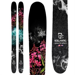 Icelantic Nia 105 Skis - Women's 2021