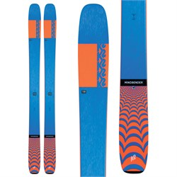 K2 Mindbender 116 C Skis 2021