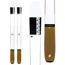 K2 Mindbender 108Ti Skis  - Used
