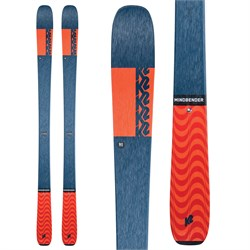 K2 Mindbender 90C Skis  - Used