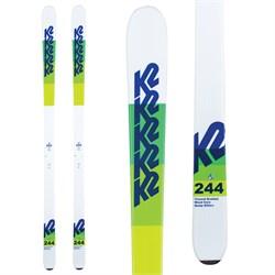 K2 244 Skis 2022